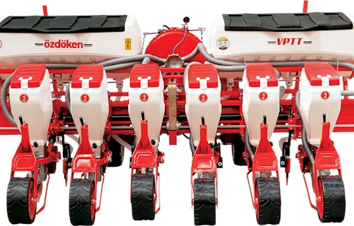 OZDOKEN COULTER TYPE PRECISION PLANTER