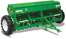 HBM-BABA SERIES MECHANICAL GRAIN SEED DRILL