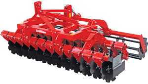 TDG SERIES FIXED FRAME DISC CULTIVATOR