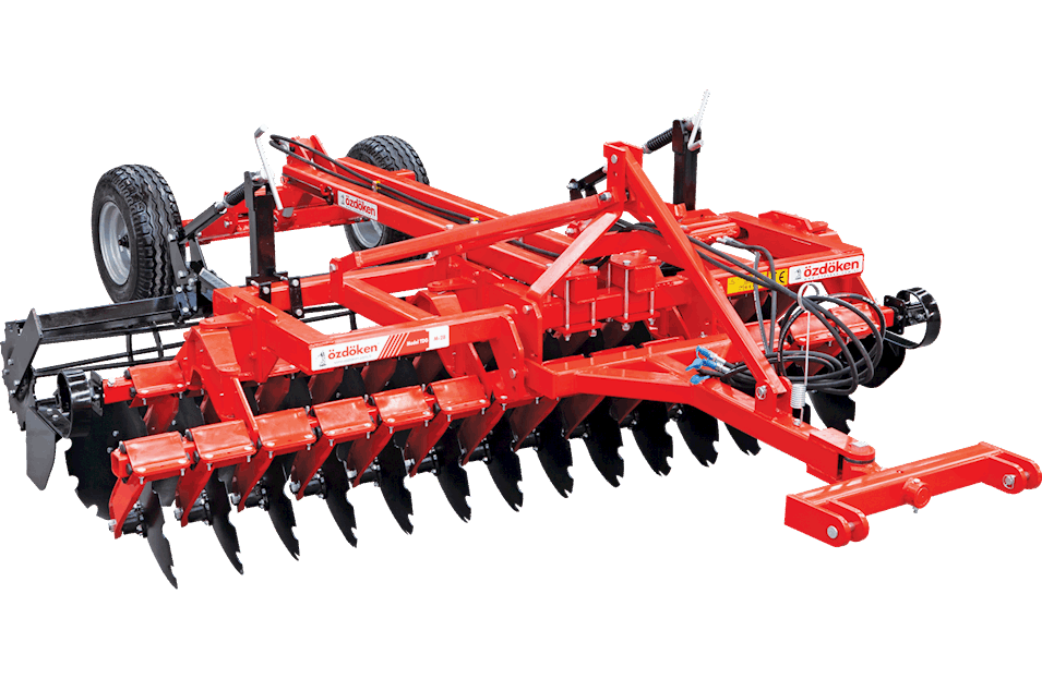 TDG-MT SERIES FIXED FRAME TRAILED TYPE DISC CULTIVATOR