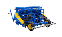 MILENYUM SERIES NO-TILL GRAIN SEED DRILL