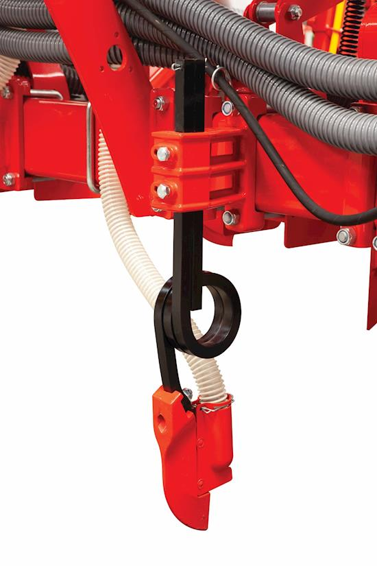 COULTER TYPE FERTILIZER OPENER