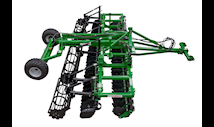 TDG-MK SERIES FOLDABLE TRAILED TYPE DISC CULTIVATOR