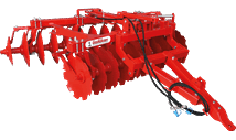 CHD V TYPE OFFSET DISC HARROW
